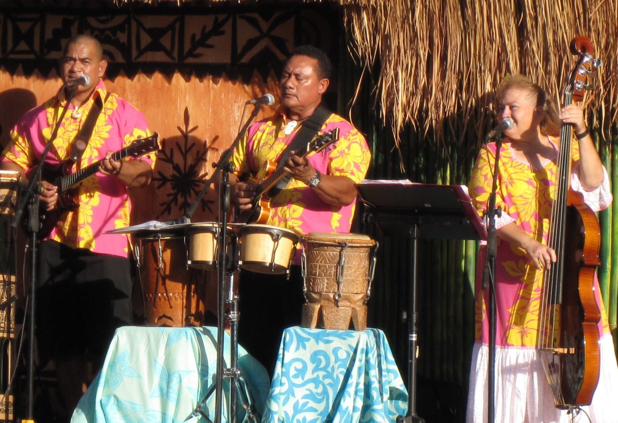 Polynesian Music